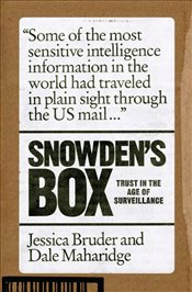 Snowdens Box : Trust in the Age of Surveillance - Bruder, Jessica