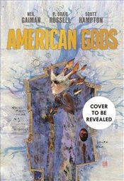 American Gods : Moment of the Storm  - Gaiman, Neil
