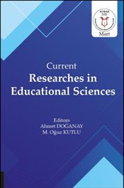 Current Researches in Educational Sciences - Doğanay, Ahmet