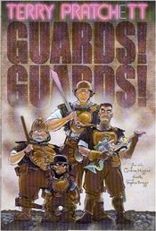Guards Guards - Pratchett, Terry