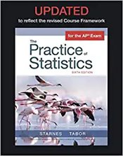 Updated Version Of The Practice Of Statistics For The APA Course (Student Edition) - Starnes, Daren