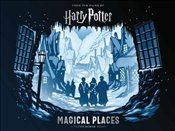Harry Potter : Magical Places : A Paper Scene Book -