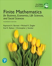 Finite Mathematics 14é : for Business, Economics, Life Sciences and Social Sciences - Barnett, Raymond A.
