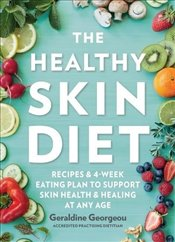 Healthy Skin Diet - Georgeou, Geraldine