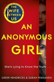 Ananonymous Girl - Hendricks, Greer