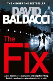 Fix - Baldacci, David