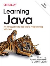 Learning Java - Loy, Marc