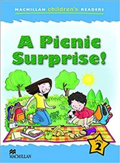 Macmillan Childrens Readers A Picnic Surprise International Level 2 -