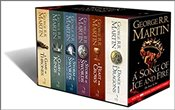 A Game Of Thrones : The Story Continues Complete Boxset Of All 6 Books - Martin, George R. R.