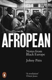 Afropean : Notes From Black Europe - Pitts, Johny