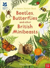 National Trust : Beetles Butterflies and Other British Minibeasts -