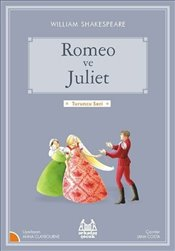 Romeo ve Juliet : Turuncu Seri - Shakespeare, William