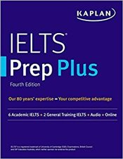 IELTS Prep Plus 2021-2022 -