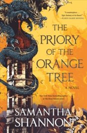 Priory of the Orange Tree - Shannon, Samantha