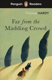 Penguin Readers Level 5 : Far From the Madding Crowd  - Hardy, Thomas