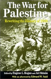 War for Palestine : Rewriting the History of 1948 - Rogan, Eugene