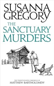 Sanctuary Murders - Gregory, Susanna