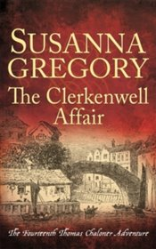 Clerkenwell Affair - Gregory, Susanna
