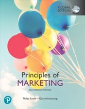 Principles of Marketing 18é - Kotler, Philip