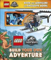 LEGO Jurassic World Build Your Own Adventure - March, Julia