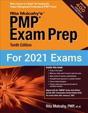 PMP Exam Prep 10e : Ritas Course in a Book for Passing the Project Management Professional Exam - Mulcahy, Rita