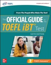 Official Guide To The TOEFL Ibt Test 6e - ETS
