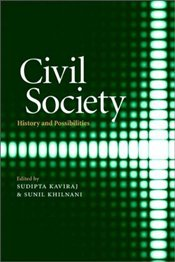 CIVIL SOCIETY - Kaviraj, Sudipta