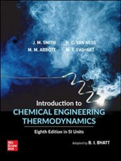 Introduction to Chemical Engineering Thermodynamics 8e SI Metric - Smith, J. M.