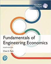 Fundamentals of Engineering Economics 4é GE - Park, Chan S.