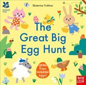 National Trust : The Great Big Egg Hunt -
