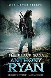 Black Song : Book Two of Ravens Blade - Ryan, Anthony