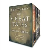 Great Tales of Middle-Earth : Children of Húrin, Beren and Lúthien, and The Fall of Gondolin - Tolkien, J. R. R.