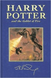 Harry Potter and the Goblet of Fire 4  - Rowling, J. K.