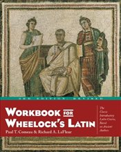 Workbook For Wheelocks Latin 6e - Comeau, Pault T.