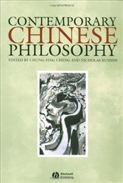 Contemporary Chinese Philosophy - CHUNG-YING, CHENG