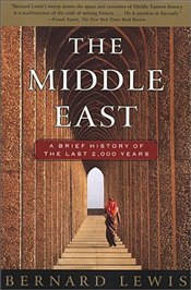 Middle East : Brief History of the Last 2000 Years - Lewis, Bernard