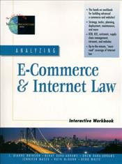 Analyzing E Commerce and Internet Law - BRINSON, DIANNE DIANNE