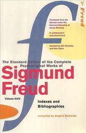 Indexes and Bibliographies V24 - Freud, Sigmund