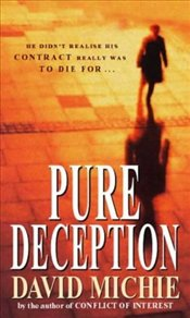 PURE DECEPTION - Michie, David