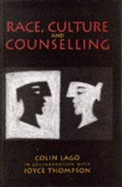 Race Culture and Counselling - LAGO, COLIN