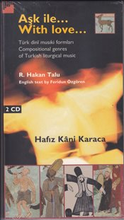 Aşk İle : With Love - 2 CD + Kitap - Talu, R. Hakan