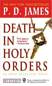 Death in Holy Orders - James, P. D.