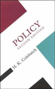 Policy - COLEBATCH, H.K.