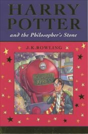 Harry Potter and the Philosophers Stone : Celebratory ed - Rowling, J. K.