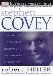 STEPHEN COVEY : Business Masterminds - Heller, Robert