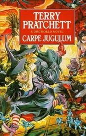 Carpe Jugulum - Pratchett, Terry