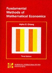 Fundamental Methods of Mathematical Economics 3e - Chiang, Alpha C.