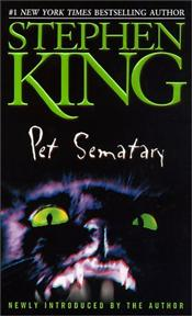 Pet Sematary - King, Stephen