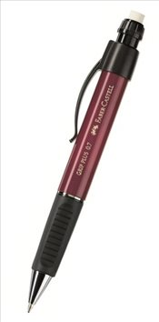 Faber Castell - Grip Plus Versatil Kalem 0.7 (130731-Bordo) -