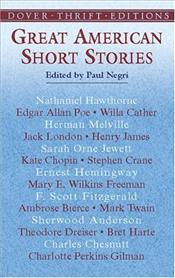 Great American Short Stories - Negri, Paul